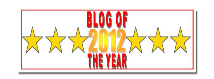 blog of the year