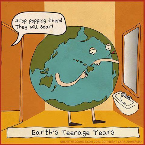 Teenage Earth