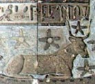 At Denderah, Sothis is a cow with the star between Her horns, and surrounding Her
